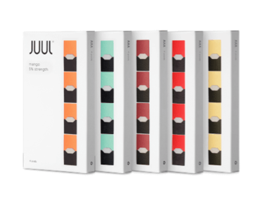juul pod packs
